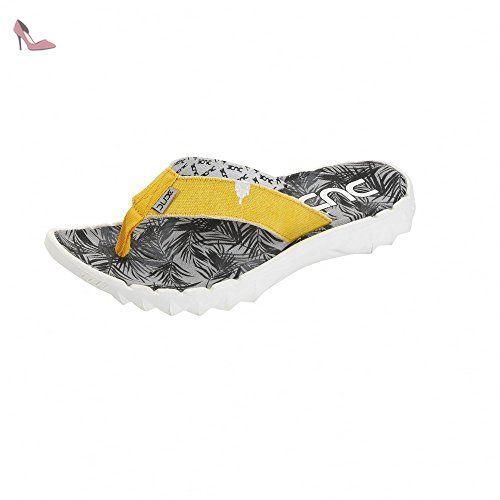 Dude Shoes Sava Incas Red Canvas Flip Flop 42/3 4FnzB