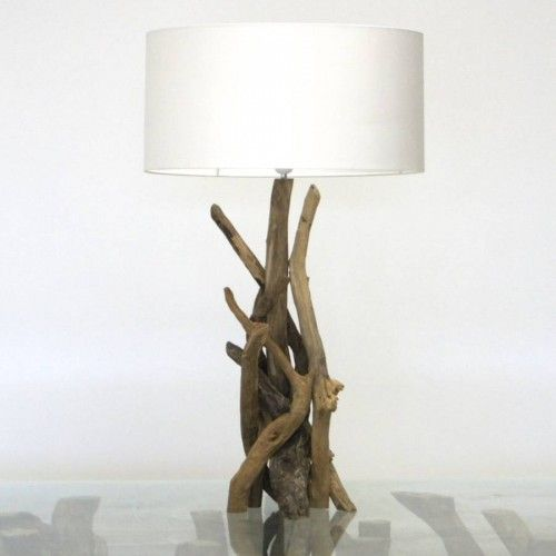 Charmant Consideration Uma Driftwood Table Lamp And Driftwood Lamps Over 60 Years Old
