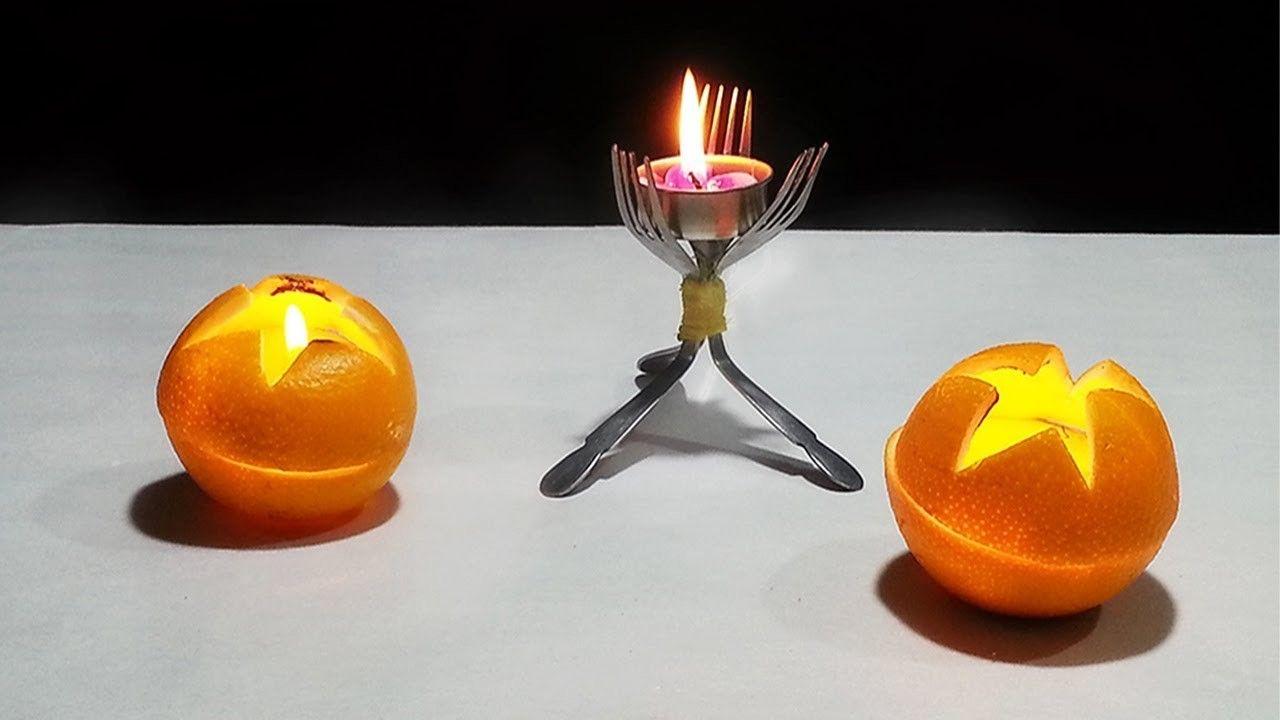 easy ways homemade diy candle decor ideas craft ideas