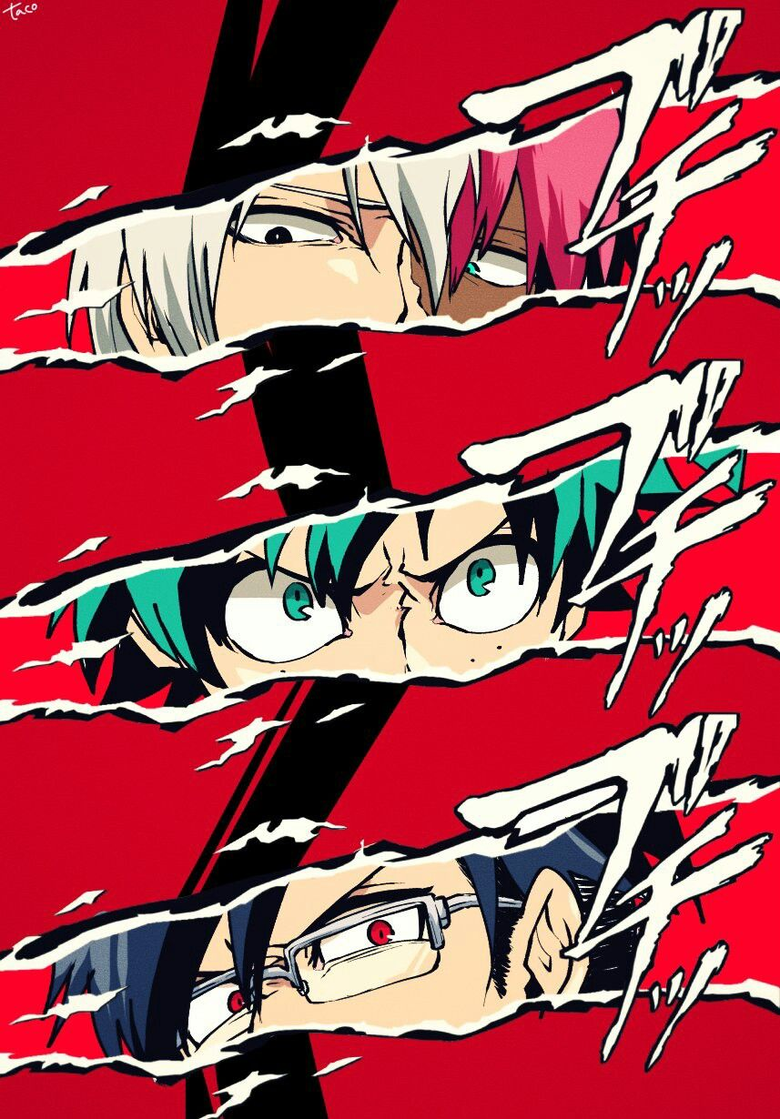 Cute Makoto Wallpaper Thieves Can Be Heroes My Hero Academia Persona 5