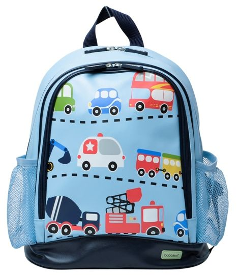 957dce6f0dea The Bobble Art Large PVC Kids Backpack is a great backpack for kids to use  for school