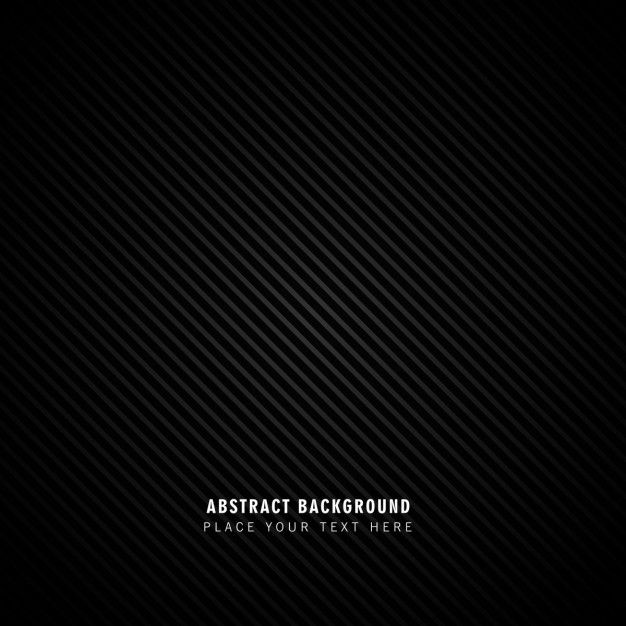 Black Abstract Lines Background Free Vector Line