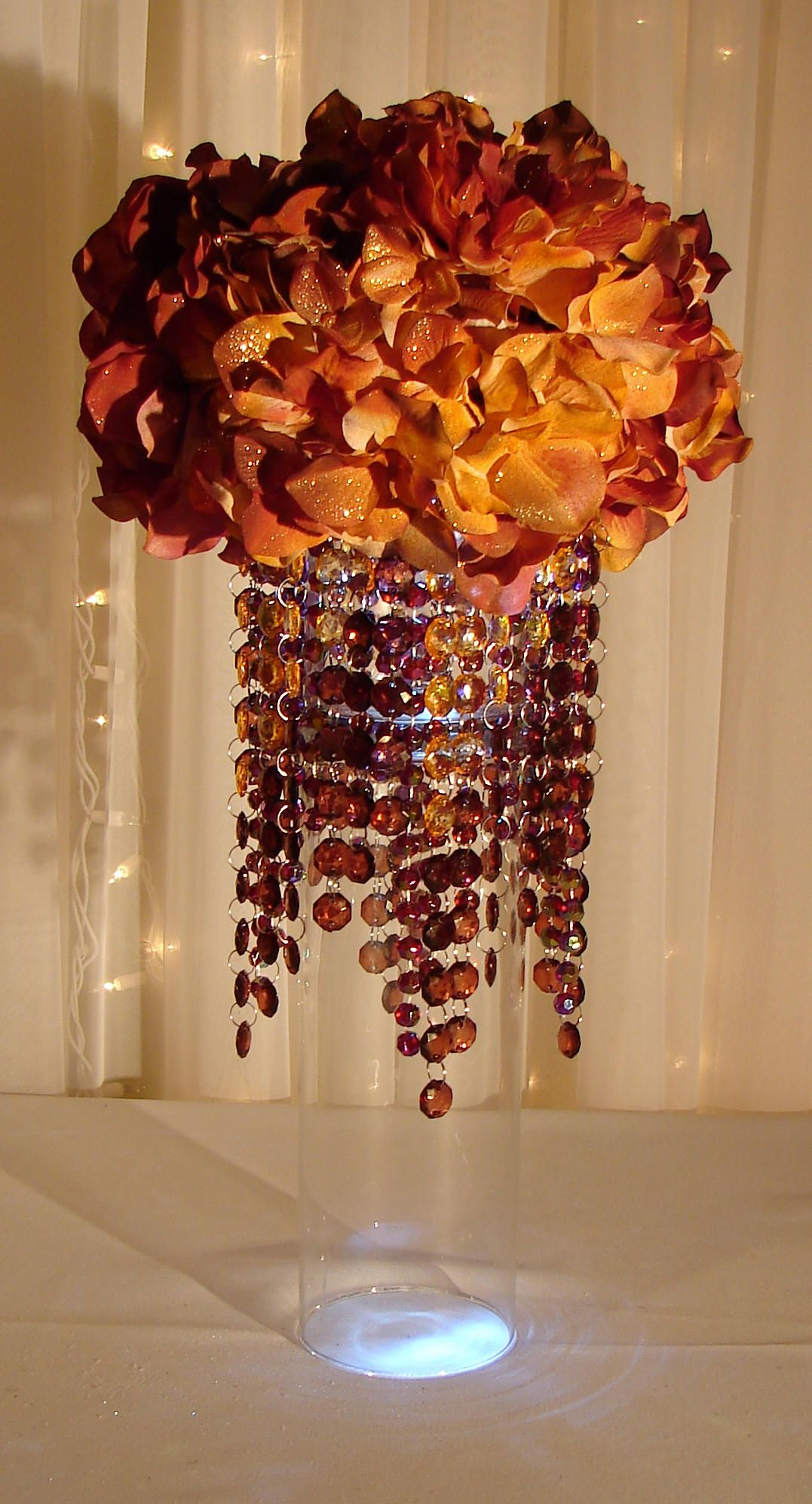 Image Detail for - DECORATE MY WEDDING - Wedding Decorations - Crystal Wedding Trees ...