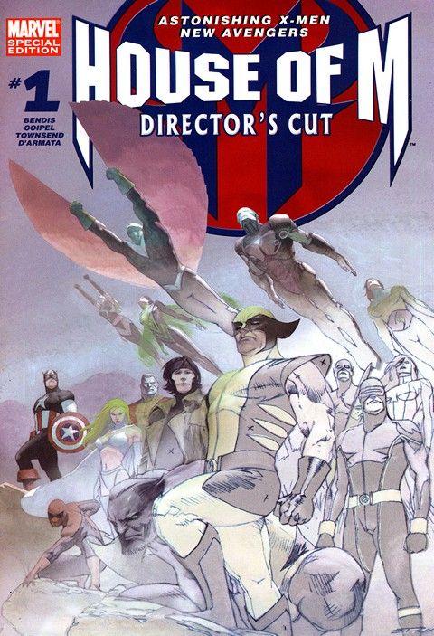 House Of M 1 8 Free Download Getcomics Comics Marvel Comics Comic Book Collection