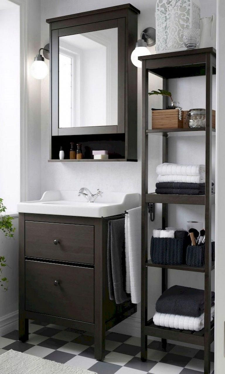 52 Exciting And Cool Ideas For Bathroom Storage Cabinet