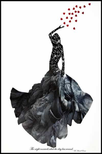 Magpie Belle Limited Edition Artwork - Marcel