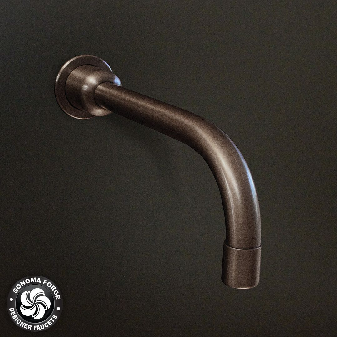 Who says sensor faucets have to be boring? Sonoma Forge sensor ...