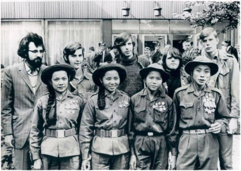 The girl in the photo from Vietnam War - CNN