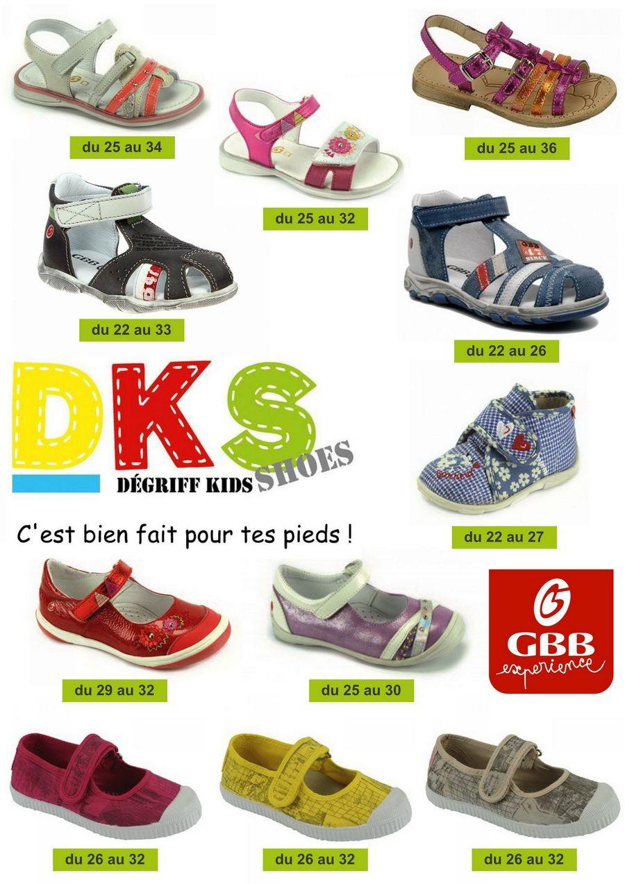 Garçon Fille Chaussures De Arrivage Prix Dégriffé À Et Du Gbb 22 L35R4AqjcS