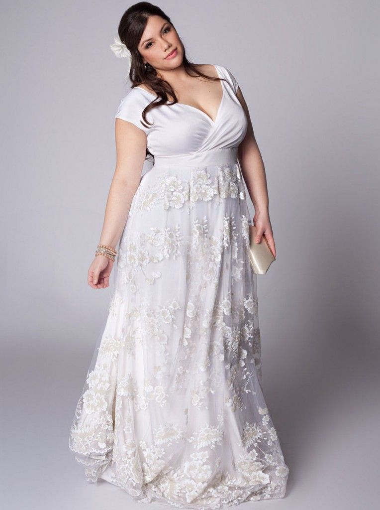 700497ce39f plus-size-wedding-dresses-with-sleeves-uk