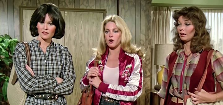Counterfeit Angels on Charlies Angels 76-81 at... | Charlie's angels,  Charlies angels, Charlie
