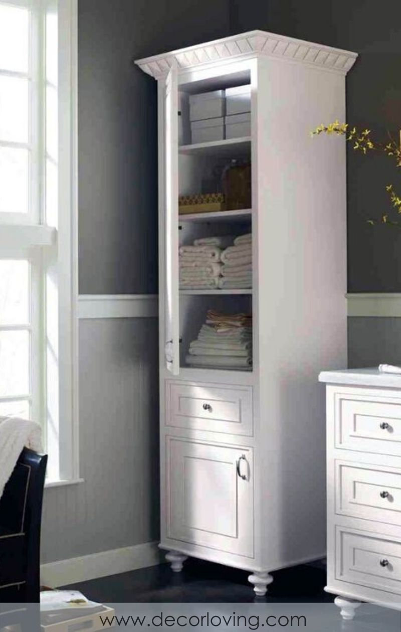17 Best Bathroom Storage Cabinets To Go With Your Bathroom Decor