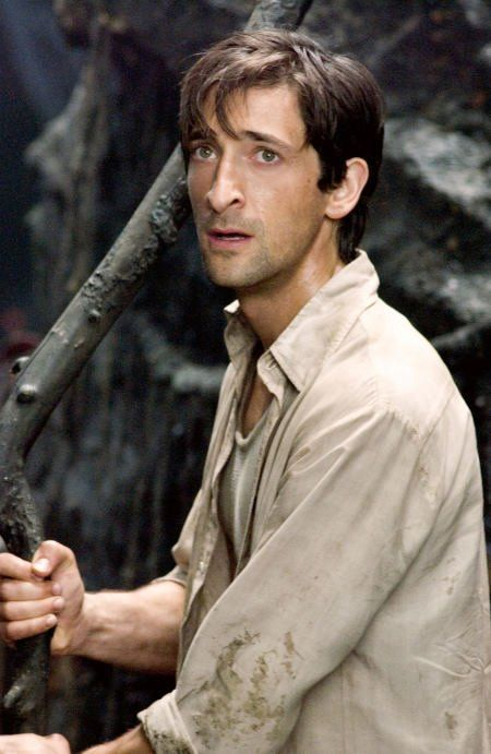 Still Of Adrien Brody In King Kong 2005 This Poor Guy Went Thru So