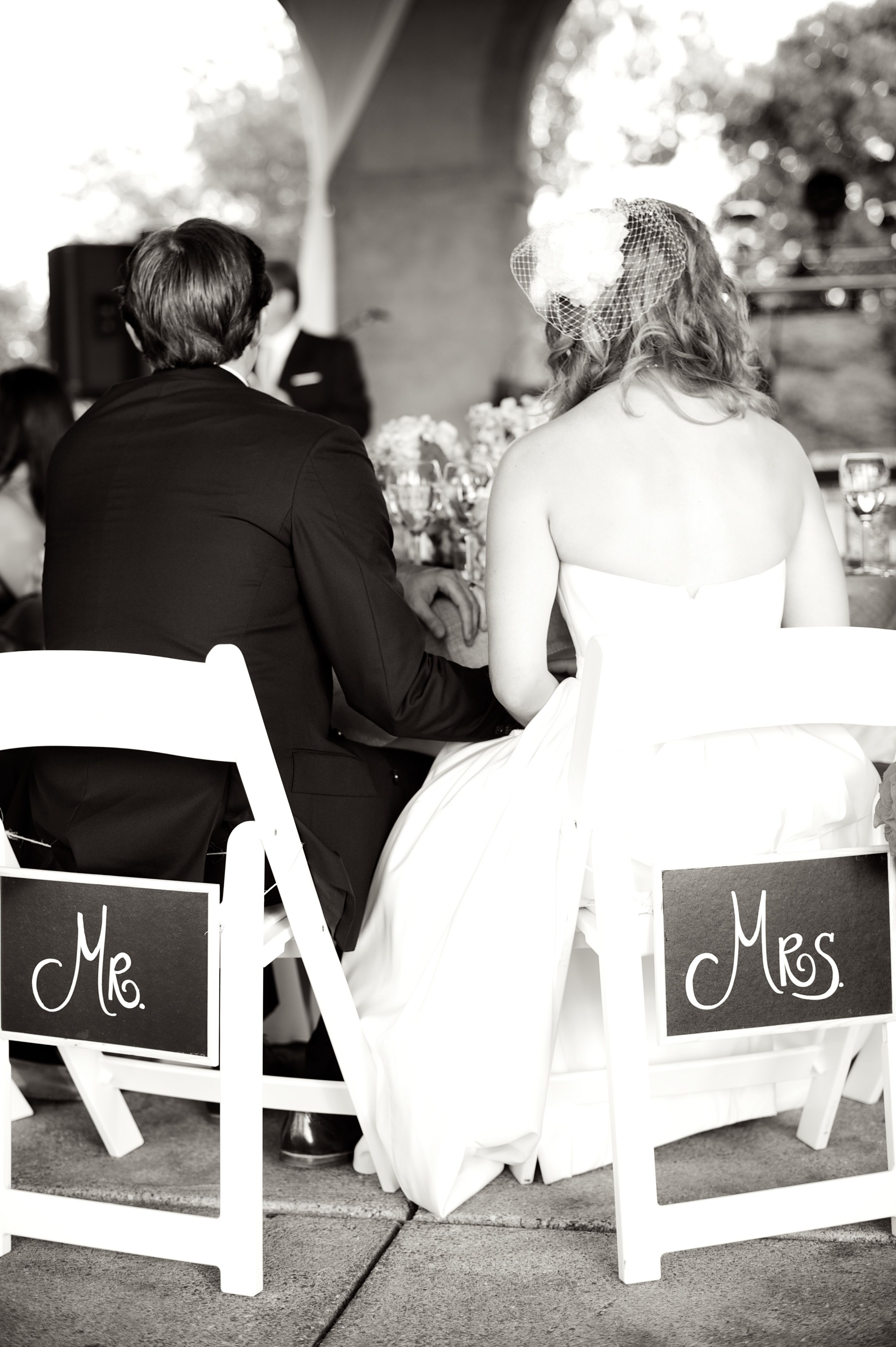 Mr. and Mrs. signs---Compliments of Ms. Marissa Seuc :-)