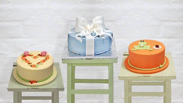 Torten dekorieren mit fondant torten dekorieren lernen makerist kurs fondant - Schaufenster dekorieren lernen ...
