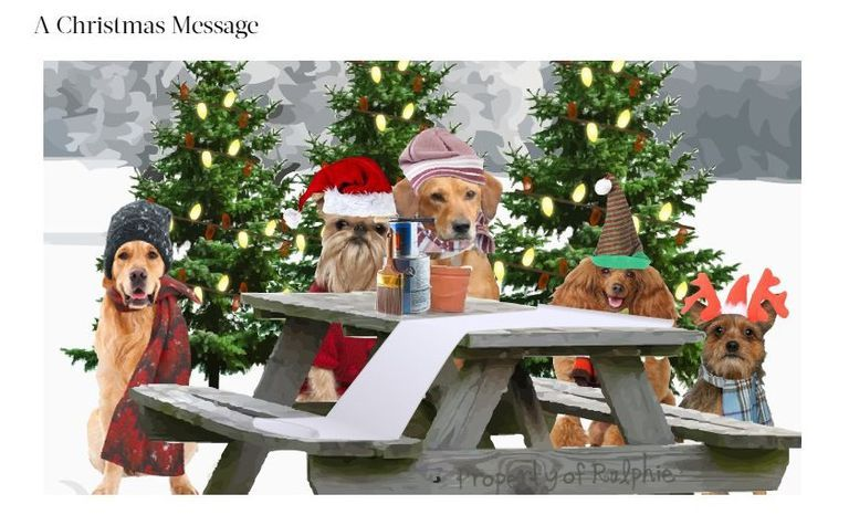 9 Best Electronic Christmas Cards Websites Christmas Cards Xmas