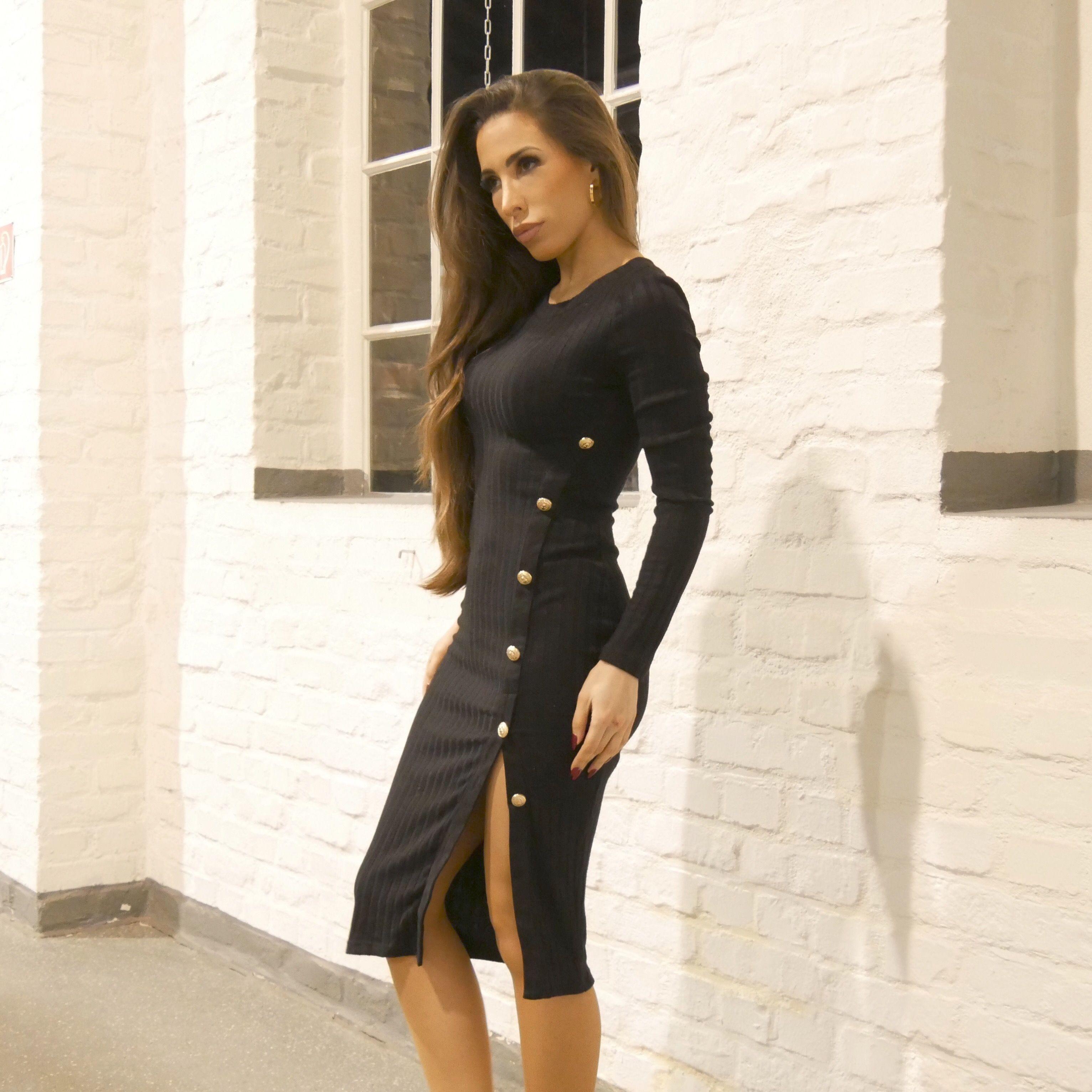 starlet store 39 palazzo 39 dress black 59 90 schwarz abendkleid kurzes kleid pailletten. Black Bedroom Furniture Sets. Home Design Ideas