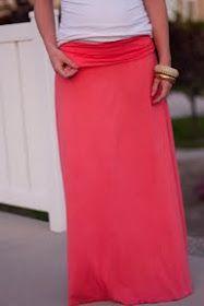 comfy stretchy skirt