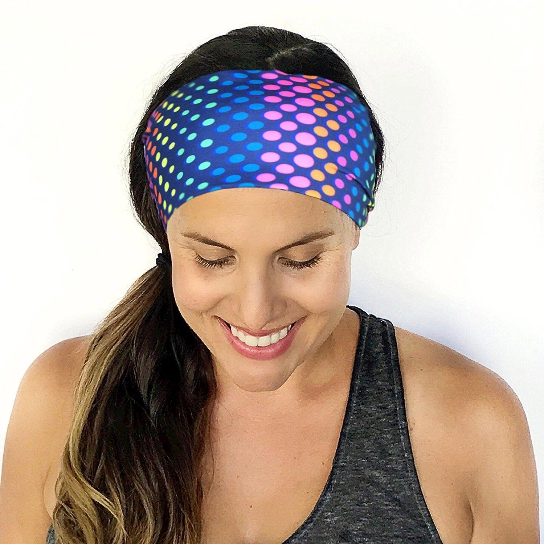 4186abcd Hats & Caps, Women's Hats & Caps, Headbands, Wide Headbands for ...
