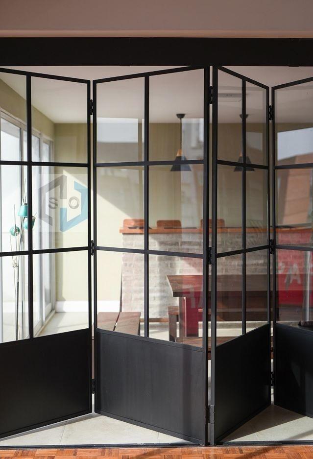20++ Puertas de hierro y cristal ideas