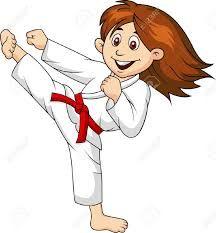 Image Result For Dibujos De Ninos Karatecas Clip Art Martial Arts Kids Drawing For Kids