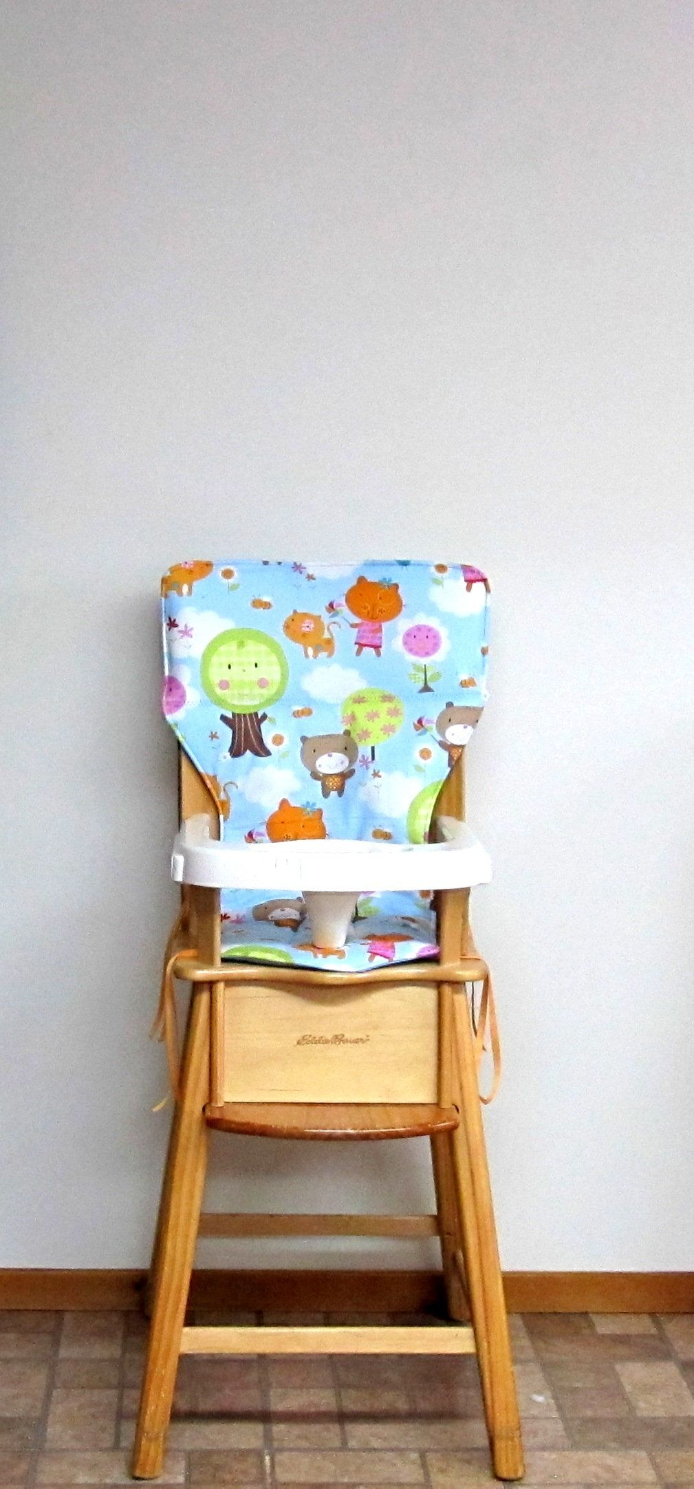 Merveilleux Eddie Bauer Replacement Highchair Cover, Childrens Chair Pad, Kids Furniture  Protector, Baby Accessory