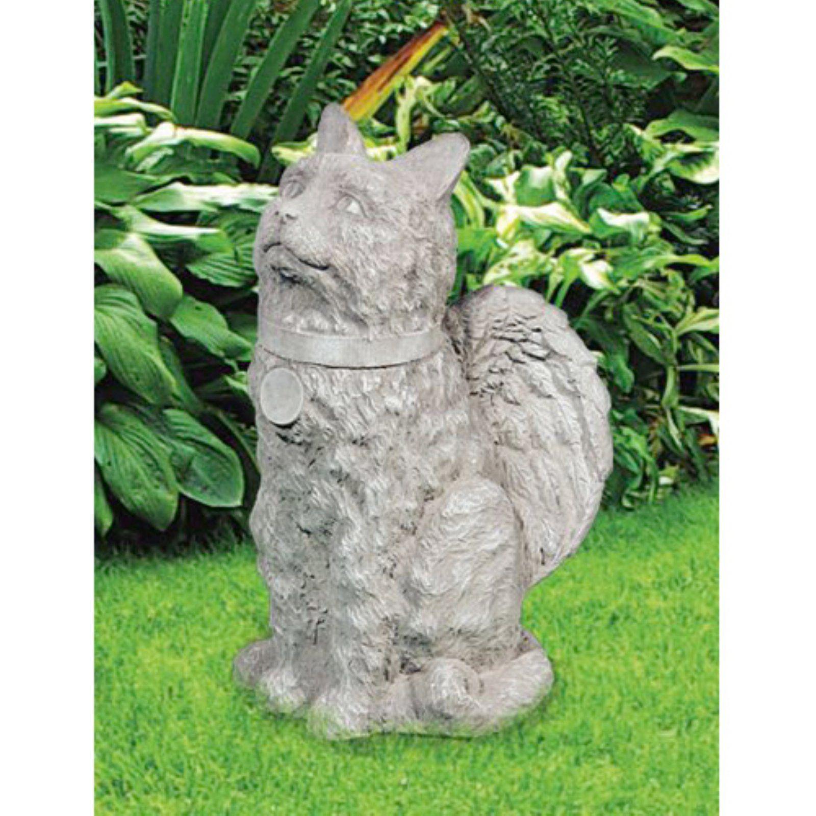 Henri Studio Angelic Cat Garden Statue With Images Garden