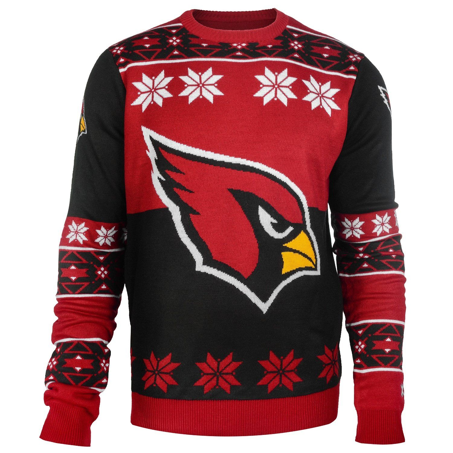 save off 9f0c2 fa619 FOCO NFL Unisex Big Logo Ugly Crew Neck Sweater   awesome ...