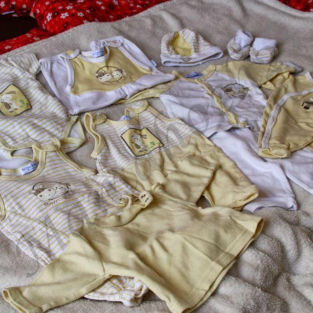 Babyerstausstattung - Mamahoch2