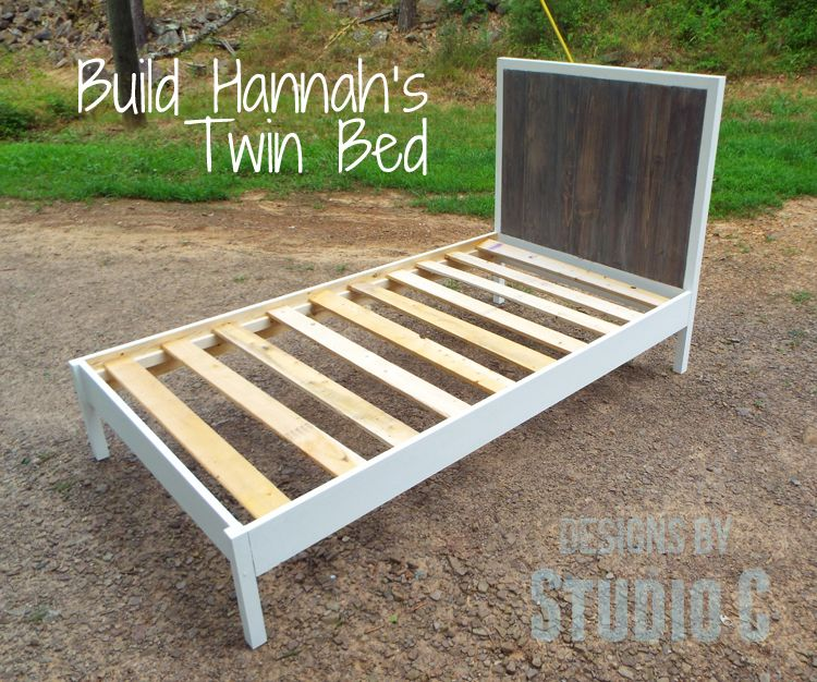 A Fabulous Modern Twin Bed Diy Kids Twin Bed Frame Diy