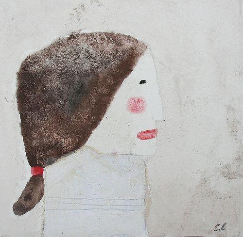 """A Thousand Different Feelings"" Scott Bergey 2013"