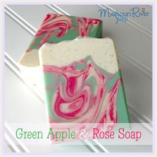 Green Apple & Rose