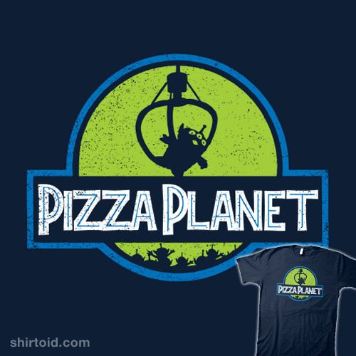 Pizza Planet #clawmachine #daletheskater #film #jurassicpark #jurassicworld #movie #pizza #pizzaplanet #toystory