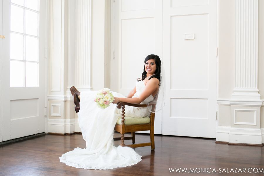Jazmin | Bridal Portraits at Historic YWCA Fort Worth, TX by Fort ...