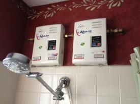 Point Of Use Electric Tankless Water Heaters Instant Water