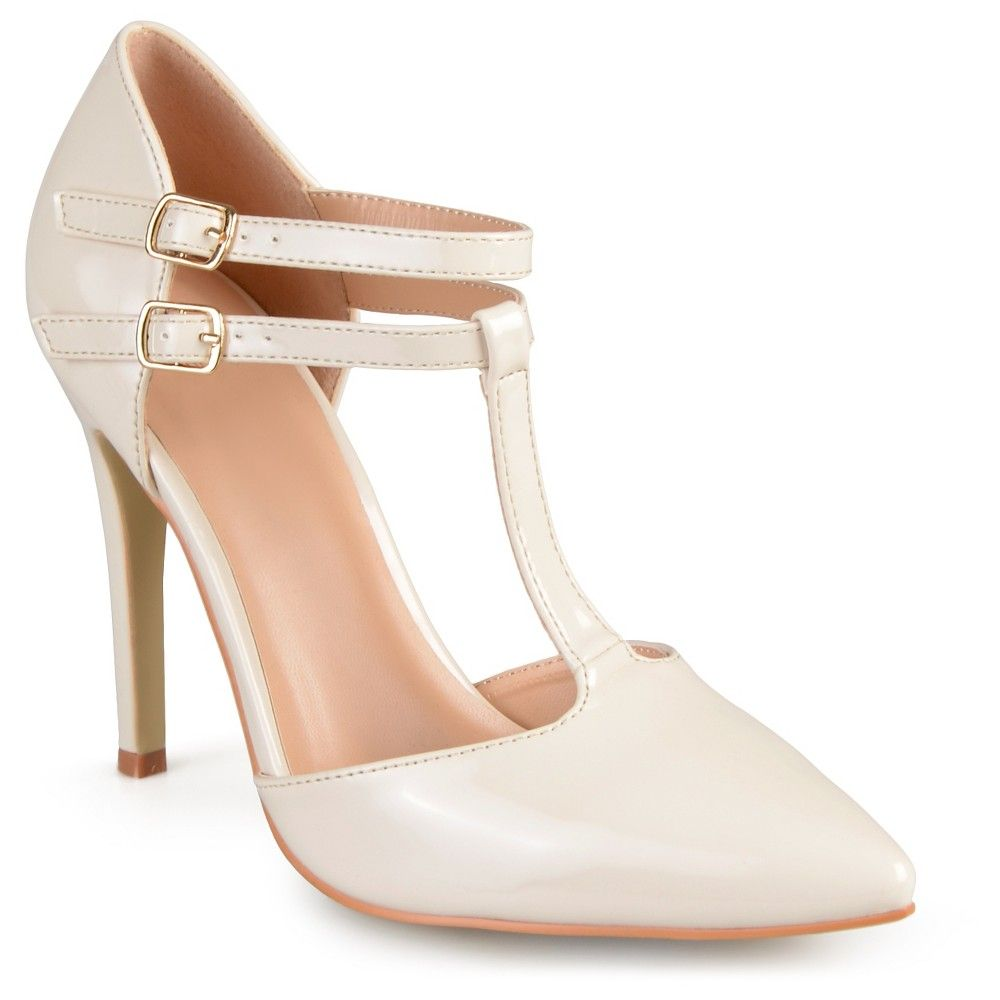 Journee Collection Tru Women's ... T-Strap High Heels PNrbWM8