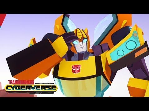 New Series Transformers Cyberverse Fractured Episode 1