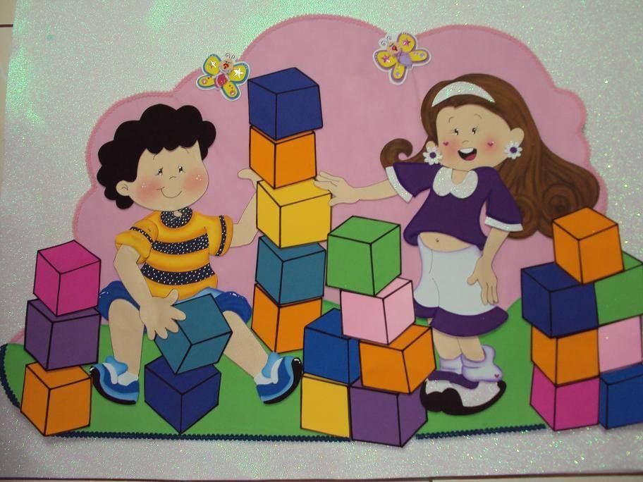 sector construcción. | carteles de ambientación de aulas | Pinterest ...