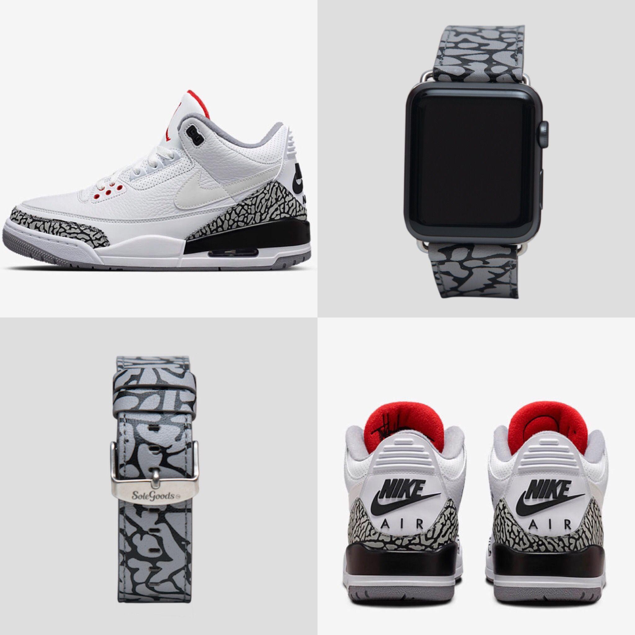 uk availability 5dbe6 bd6dd JTH Air Jordan 3 Justin Timberlake X Tinker Hatfield collab ...