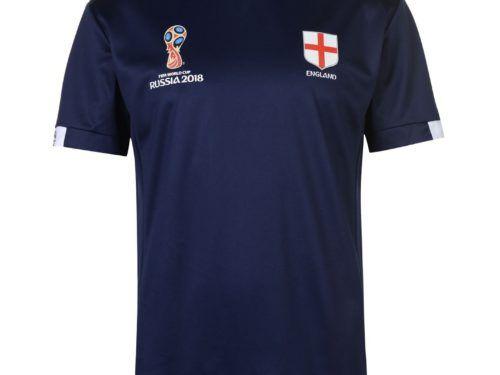 884ce7c9c FIFA World Cup 2018 – England T-Shirt (Navy)