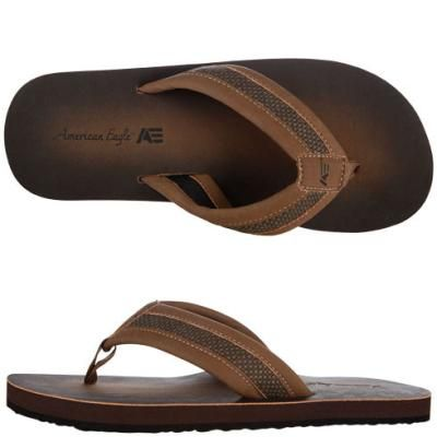 cd554f9ce817 Payless American Eagle Men s Kelso Casual Flip Flop- my dad has (had )  these!