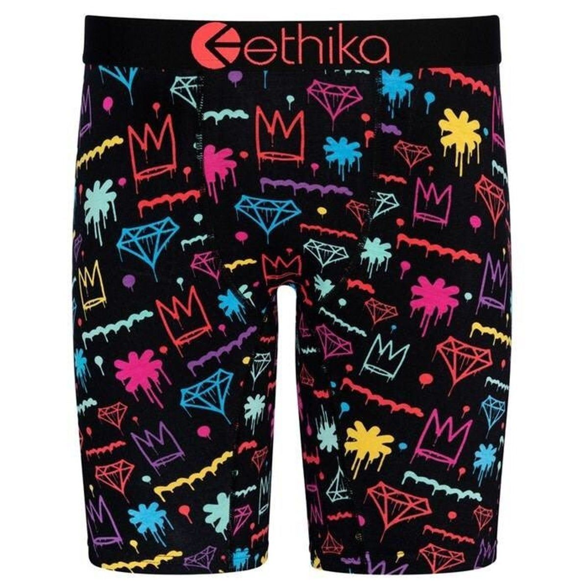 """Ethika Boxer Brief size Large (3335"""") in 2020 Long"""
