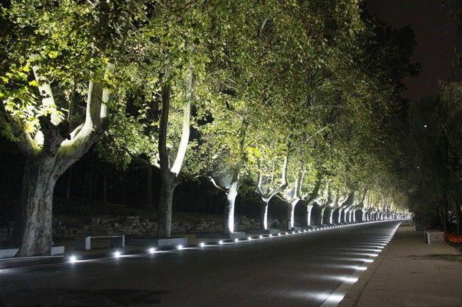 Outdoor Illumination 9W IP68 multi-color led landscape light, led in-ground driveway lights, led outdoor & landscape lighting, View led outdoor & landscape lighting, Proslight, Proslight Product Details from Pros Light Co., Ltd. (Shenzhen) on Alibaba.com #landscapelightingdesign