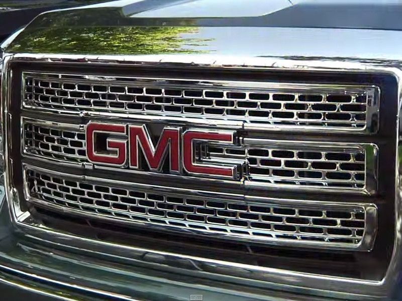 2014 2015 Sierra 1500 Grille Grill Snap-On Chrome Overlay by CCI gi-123