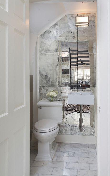 Ty Larkins Interiors Bathrooms Small Powder Room Powder Rooms