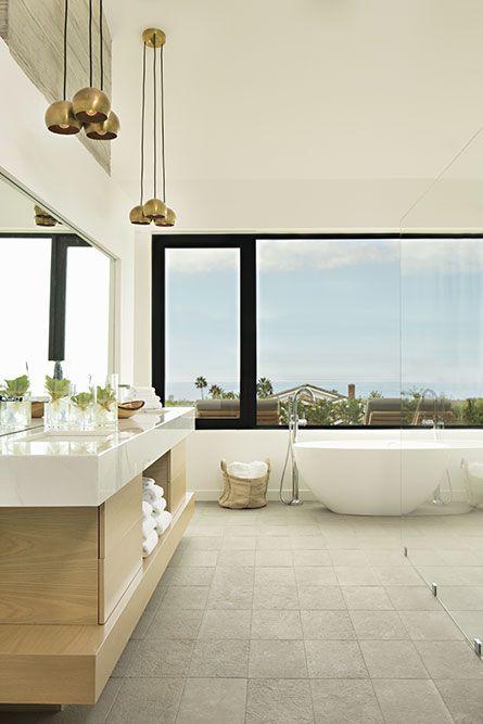 Spyglass Eric Olsen Design Modern House House Home Modern bathroom on lankershim shop