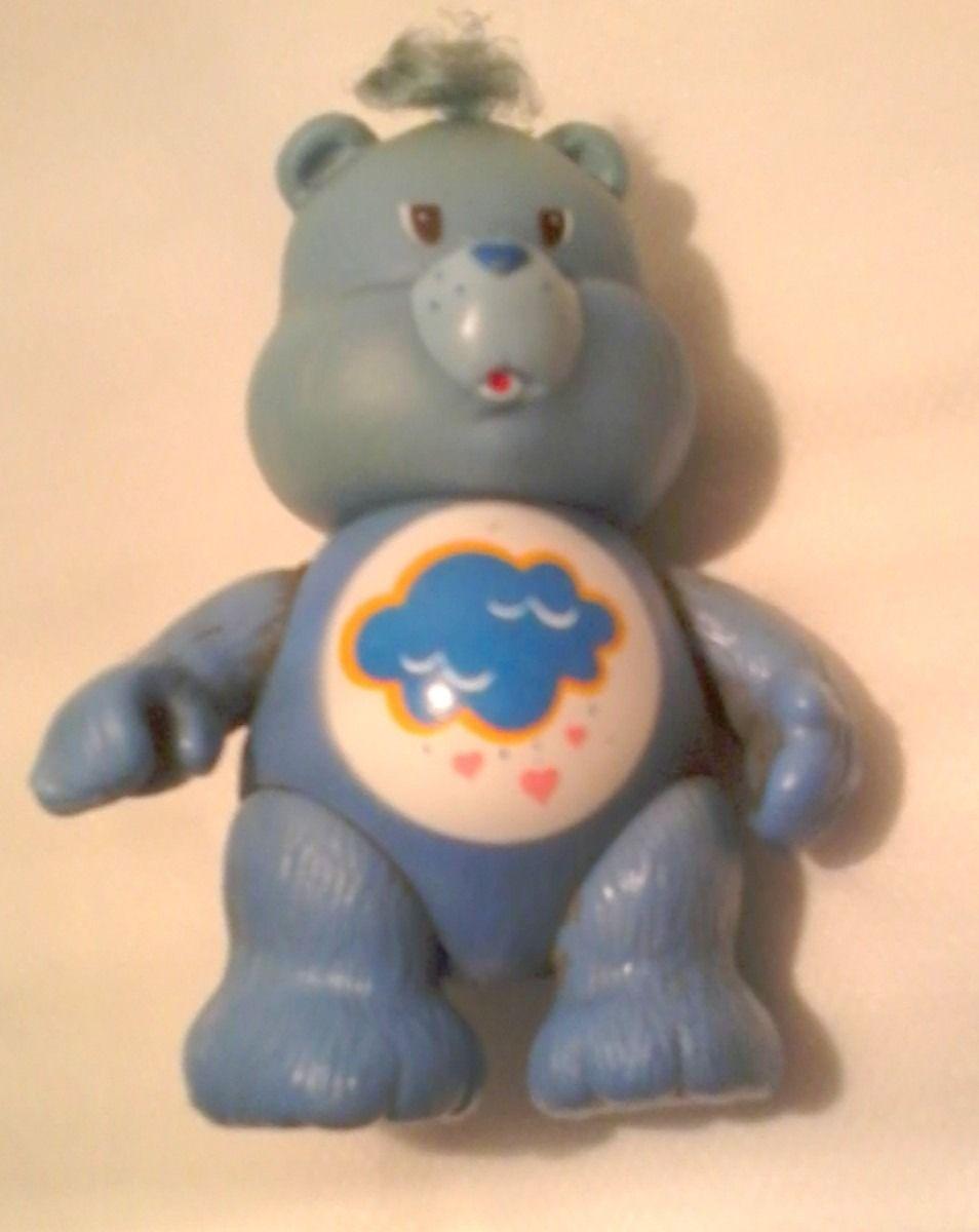 Ursinhos Carinhosos - Azul - Anos 80 - R$ 50,00 no MercadoLivre