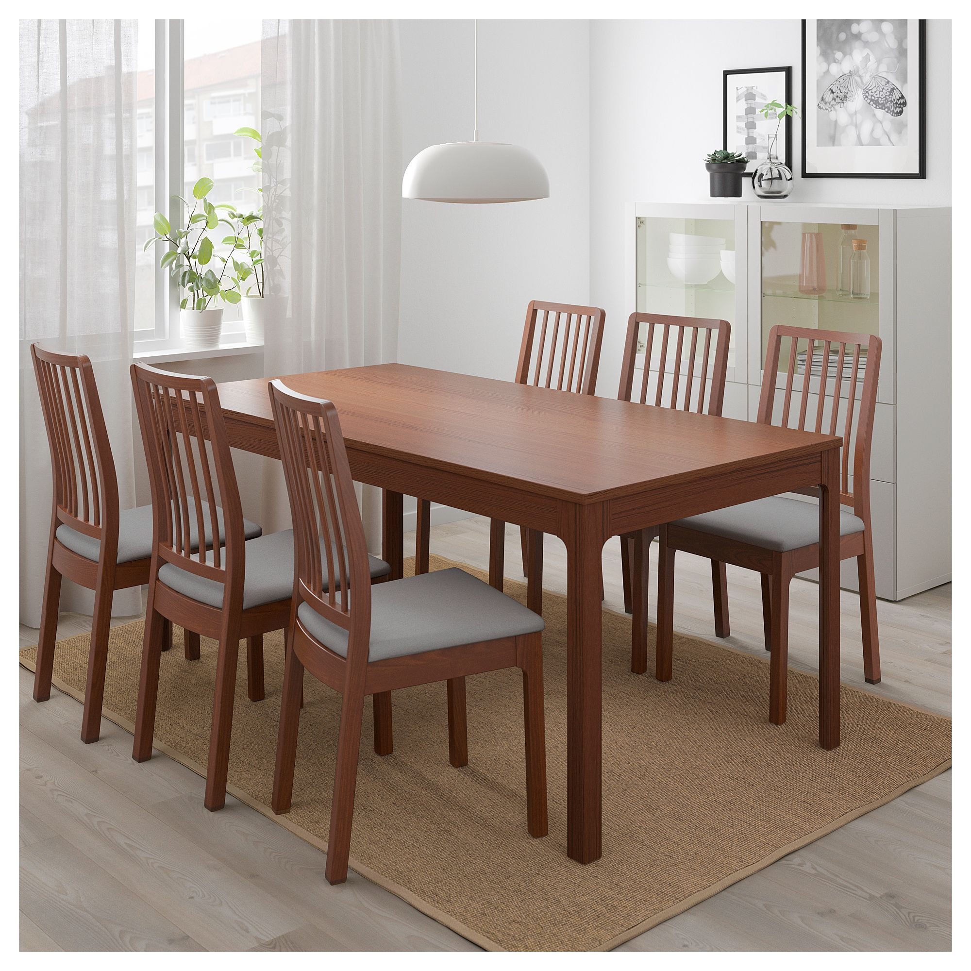 Ekedalen Extendable Table Brown Ikea Canada Ikea Extendable Dining Table Table Ikea