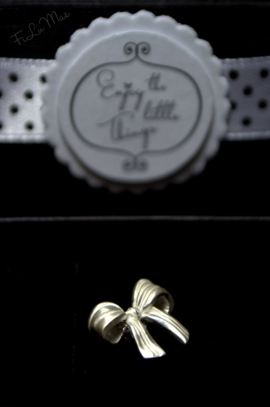 Enjoy the little Things - Schleifenkette von amberemotion - Little Bow