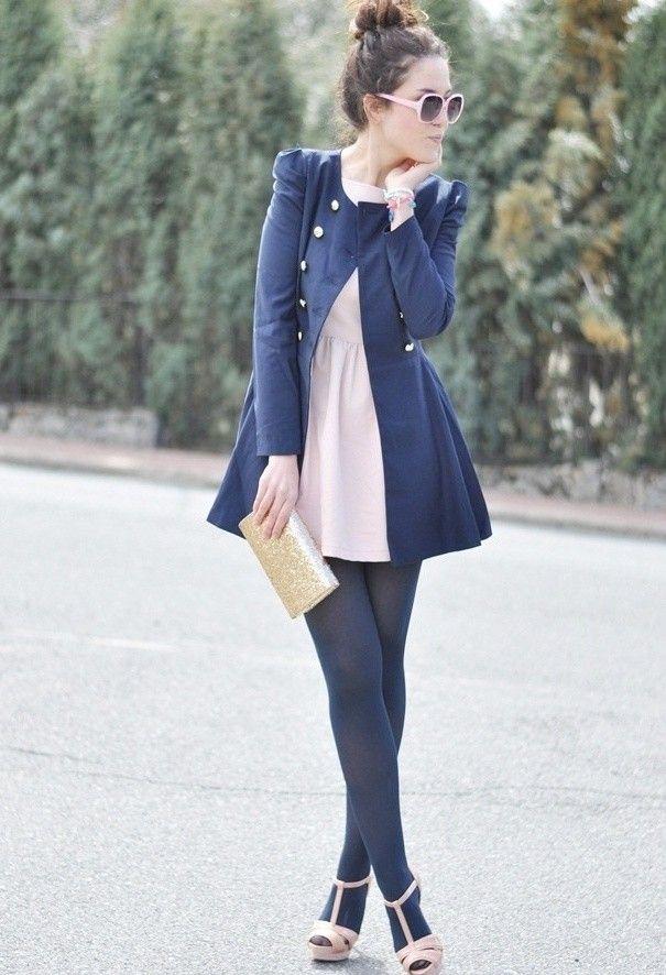 Outfit vestidos invierno - Buscar con Google   3   Pinterest   Buscar con google Buscando y Google